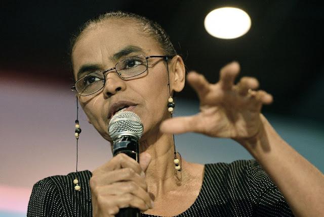 Marina Silva (Rede) lidera a corrida presidencial, em todos os cenários de segundo turno, para as eleições de 2018