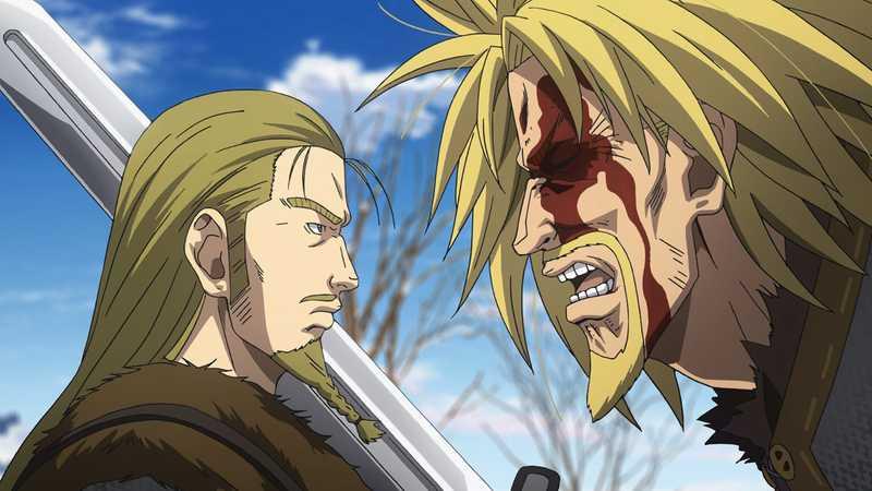 Anime mirip 91 Days — Vinland Saga