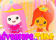 Adventure time Princess Babies juego