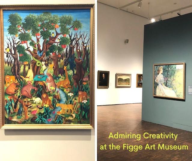 Appreciating the Galleries of Figge Art Museum in Davenport, Iowa