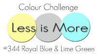 http://simplylessismoore.blogspot.co.uk/2017/09/challenge-344-lime-green-royal-blue.html