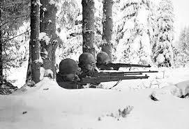 EBL: December 16, 1944 through January 25, 1945 🎄 Never Forget Christmas in Bastogne