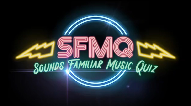 SOUNDS FAMILIAR MUSIC QUIZ HITS PLAY BREW CO
