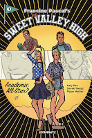Cover of graphic novel Sweet Valley High: Academic All-Star? by Katy Rex