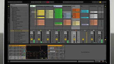 Membuat Musik Dengan Ableton Live