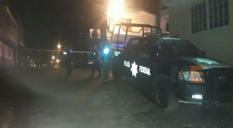 Atentado abalazos  deja un muerto y un herido en Uruapan, Michoacan
