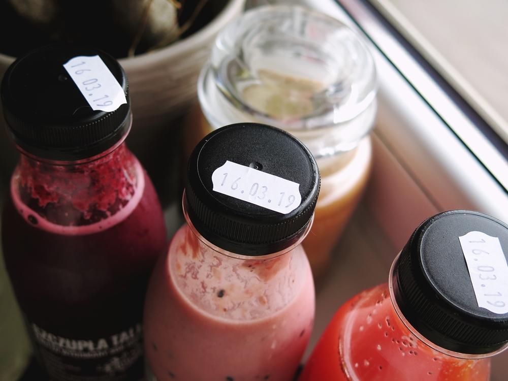 SPORTFOOD | Nie jadłam przez 3 dni - przygoda z dietą sokową