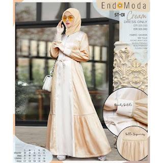 Koleksi Terbaru Dress Endomoda ST 131