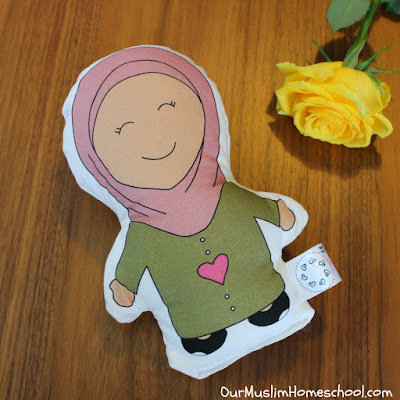 Homeschool Favourites Muslimah Dolls