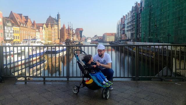 wakacje z niepełnosprawnym dzieckiem