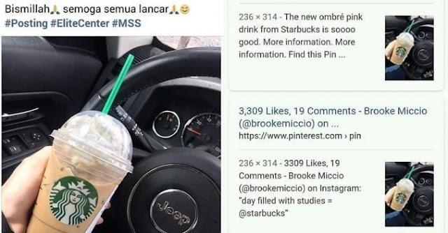 Kena Deh! 10 Status Media Sosial Ini Comot Foto dari Internet