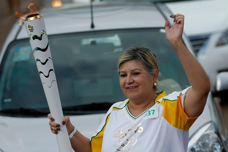 2135966b5f5 Momento especial e emocionante na vida da Diretora da Revista Heloo  Tocantins