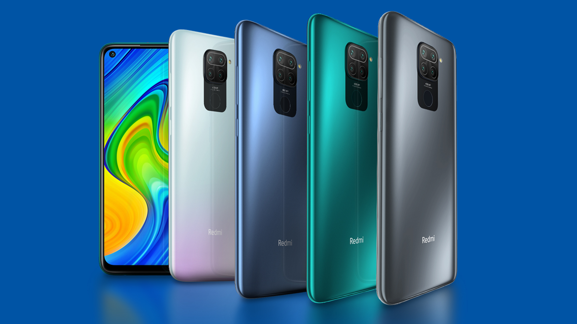 Xiaomi Redmi Note 9 is another budget killer gaming phone