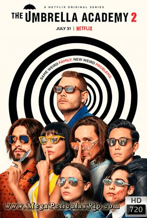 The Umbrella Academy Temporada 2 [720p] [Latino-Ingles] [MEGA]