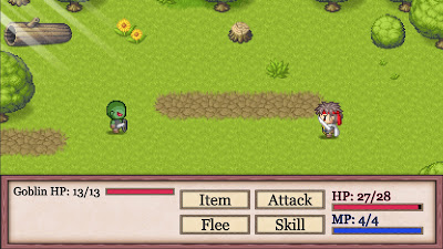 Gaels Quest Game Screenshot 2