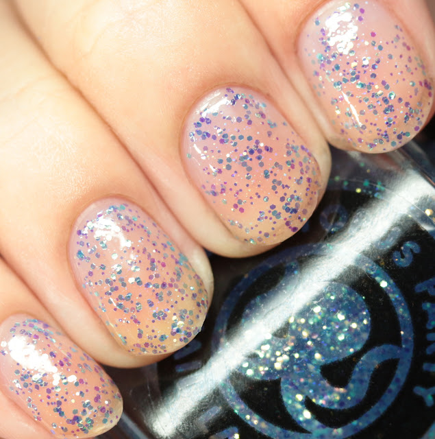 Octopus Party Nail Lacquer On the Frocks