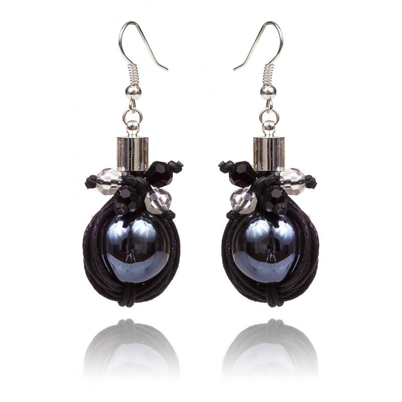 TopArt Jewelry kolczyki ceramiczne, polska biżuteria, biżuteria handmade
