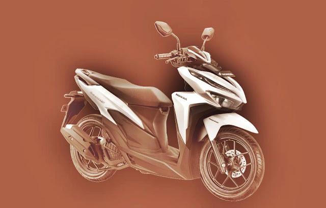 spesifikasi lengkap harga motor vario 125