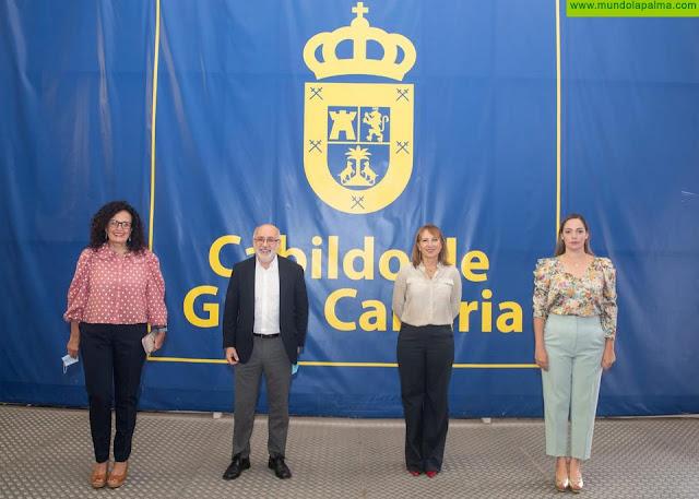 El Cabildo de La Palma contribuye a reintroducir la paloma rabiche en Gran Canaria