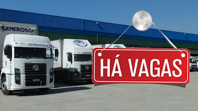 transporte generoso caminhão