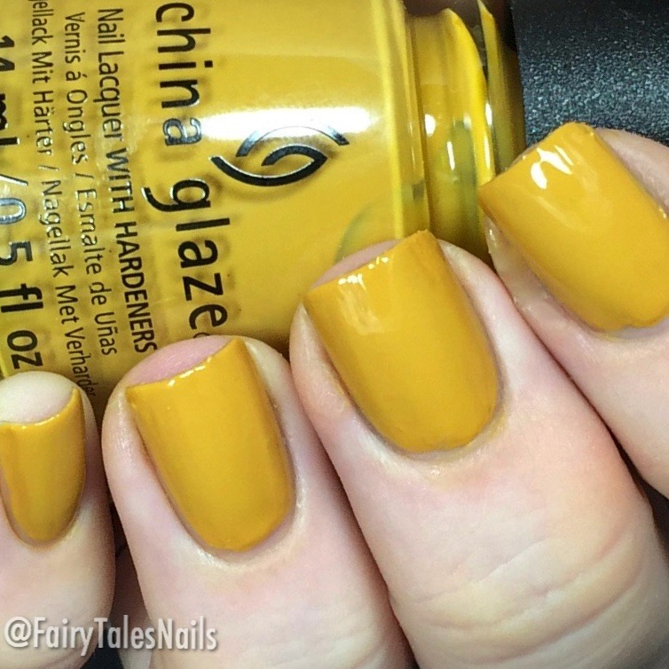 Fairytales Nails China Glaze Fw 18 Ready To Wear Collection