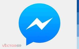 Logo Facebook Messenger - Download Vector File EPS (Encapsulated PostScript)