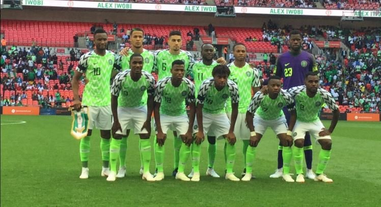 Russia 2018: Super Eagles stars get jersey numbers