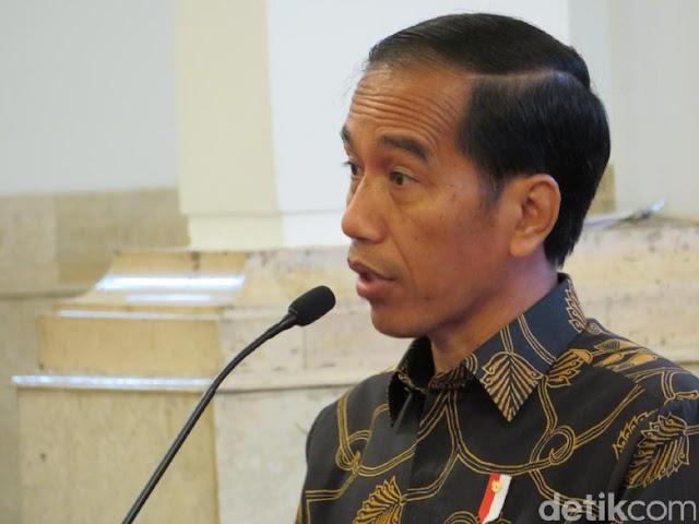 Jokowi: Demokrasi Bablas Jadi Politisasi SARA, Harus Kita Hindari
