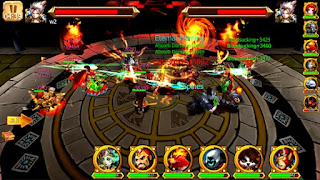 Battle of Legendary 3D Heroes apk mod