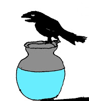 essay on crow in hindi