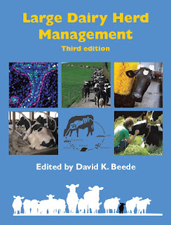 Large Dairy Herd Management 3rd Edition by David Beede