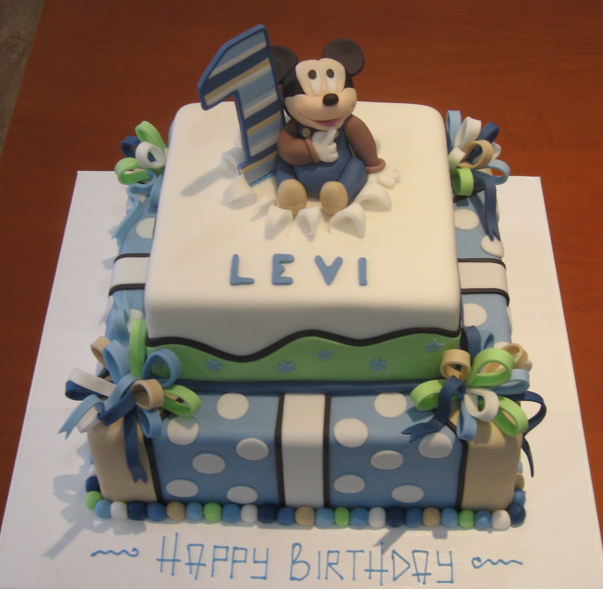 Let Them Eat Cake: August 2013