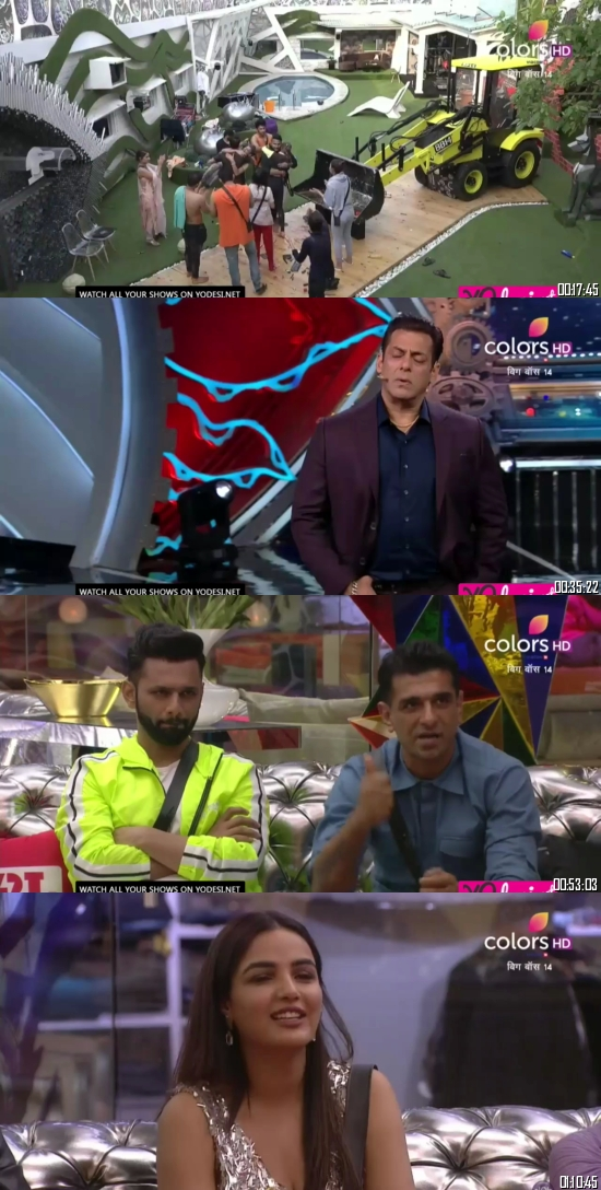 Bigg Boss 10 Oct 2020 HDTV 720p 480p