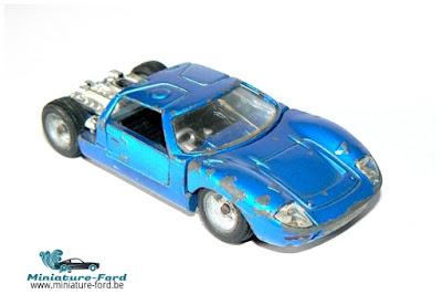 Hot Wheels, Ford-Mark II