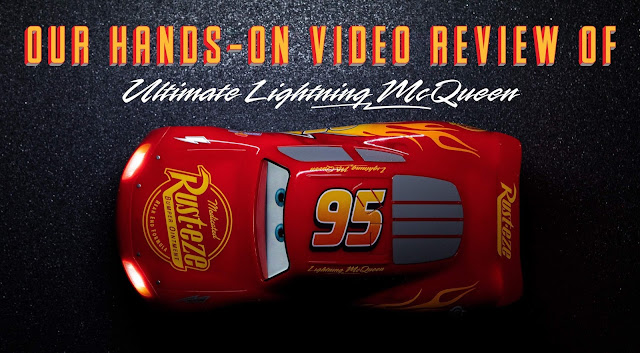 Ultimate Lightning McQueen Video Review Lead Image