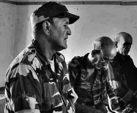⭕️ ورد الآن | إستشهاد قائد سلاح الدرك الوطني في عملية أتويزگي.