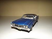 Oldsmobile 442 W30 1966 AMT/Ertl 1/25