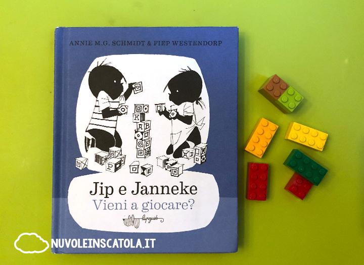 Jip e Jannecke. Vieni a giocare?