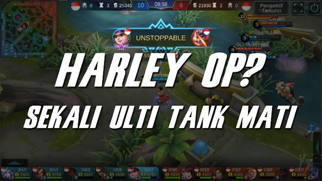 Harley Mobile Legends