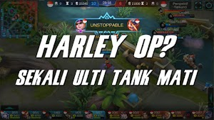 Tips dan Build Item Terbaik Harley Mobile Legends
