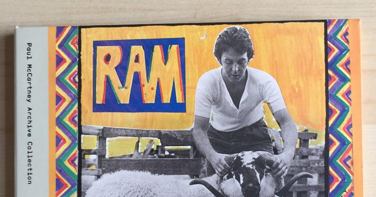 Sounds Good Looks Good Ram Special Edition Paul Mccartney