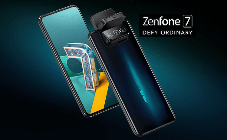 Asus Launches ZenFone 7 With Triple Flip Camera And Supports 8K Video Recording