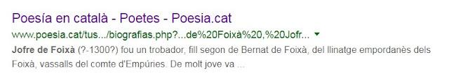 poesia.cat, poesia en català