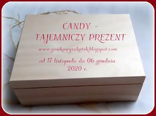 Candy u Małgosi!!!
