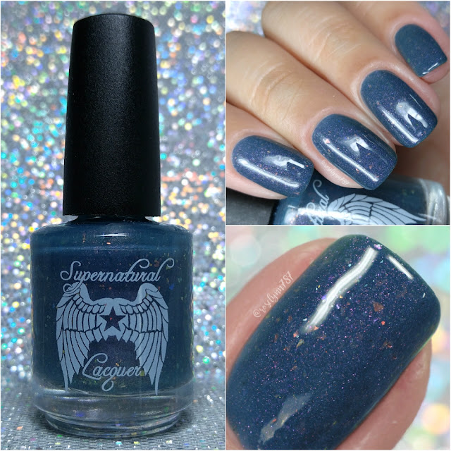 Supernatural Lacquer - Polish Pick Up November