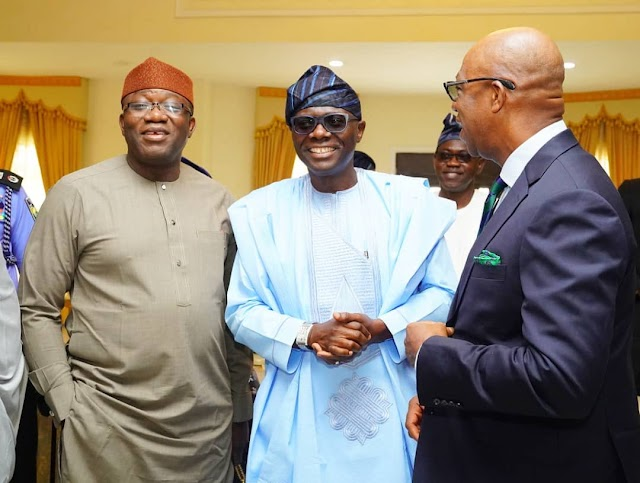 INSECURITY: SANWO-OLU, SOUTH WEST GOVERNORS RENEW CALL FOR STATE POLICE