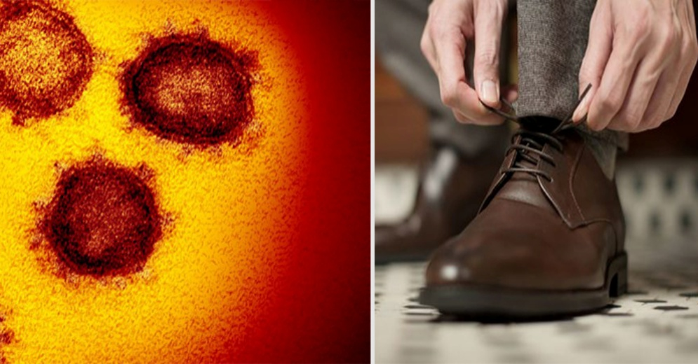 coronavirus shoes
