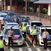 Polresta Bandara Soekarno - Hatta Gencar Lakukan Corona Mobile Patrol