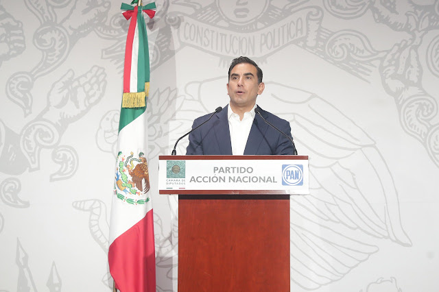 diputado Alfonso Robledo Leal (PAN)