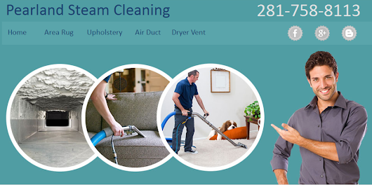 Pearland Steam Cleaning